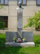 Památník legionářům.