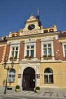 Budova radnice.