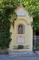 Kaplička v jihozápadní části Nižboru.