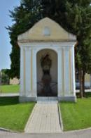 Kaplička svatého Jana Nepomuckého.