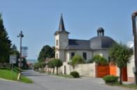 Kostel sv. Rocha.
