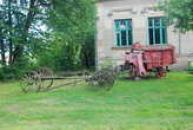 Historická zemědělská technika
