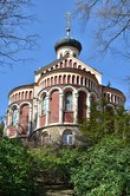 Kostel sv. Vladimíra.