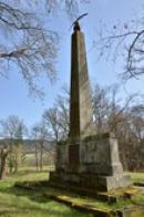 Obelisk - monument císaře Františka.