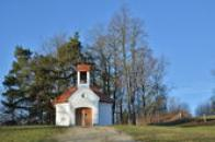 Kaple z roku 2011.