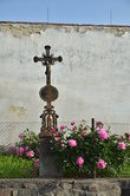 Křížek v severní části Pořešína.