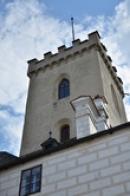 Anglická věž.