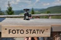 Fotostativ.