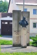 Památka obětí 2. světové války.