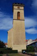 Věž bývalé Jezuitské koleje.