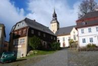 Kostel sv. Jiří.