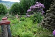 Výjev z Olivetské zahrady.