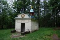 Kaple Božího hrobu.