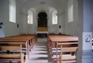 Kaple Božího hrobu v rokokovém slohu.