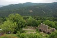 Nejlépe zachovaná zřícenina v Lužických horách.