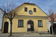 Rodný dům Karla Havlíčka.