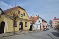 Rodný dům K. H. Borovského.
