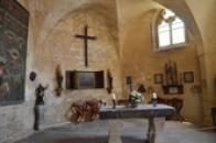 Hradní kaple.