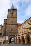 Valdická brána - symbol Jičína.