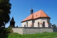 Kostel svatého Jiří.
