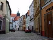 Svatojánská ulice.