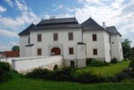 Majitelem zámku byl i Bedřich Beneš.