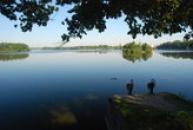Čtrnáctý největší rybník u nás.