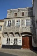 Renesanční dům č.p. 520.