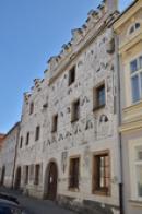 Renesanční dům na Horním náměstí.