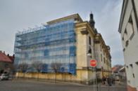 Rekonstrukce kostela Nanebevzetí Panny Marie.