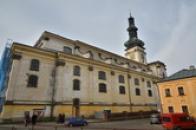 Kostela Nanebevzetí Panny Marie.