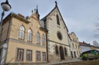 Špitál s kostelem sv. Anny.