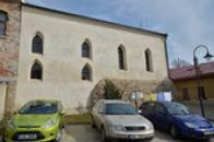 Synagoga v Polné.