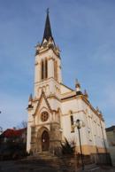 Kostel Dr. Farského.