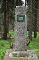 Památka na smrt svážeče dřeva.