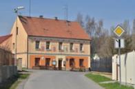 Budova obecního úřadu.