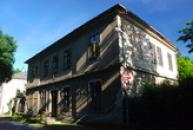 V tomto domě byl ubytován Karel Havlíček Borovský.