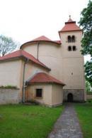 Rotunda je nejstarší stavbou v České republice.