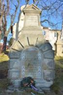 Pomník padlých.