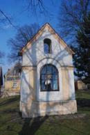 Kaplička sv. Jana Nepomuckého z roku 1851.