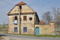 Rodný dům Karla Tomana.