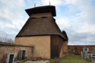 Zvonice ze 16. století.