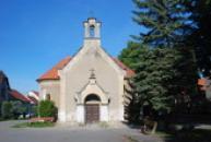 Kaple z roku 1866.