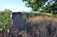 Jeden z tajemných kamenů.