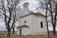 Pohled na kostel svatého Ducha.