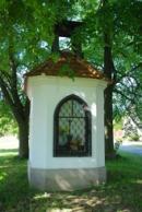 Kaplička z počátku 18. století.