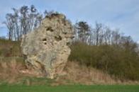 Podlešínská skalní jehla