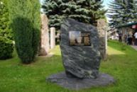Pomníky důlních neštěstí.