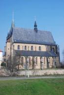Kostel svatého Gotharda.