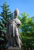 Socha sv. Donáta.